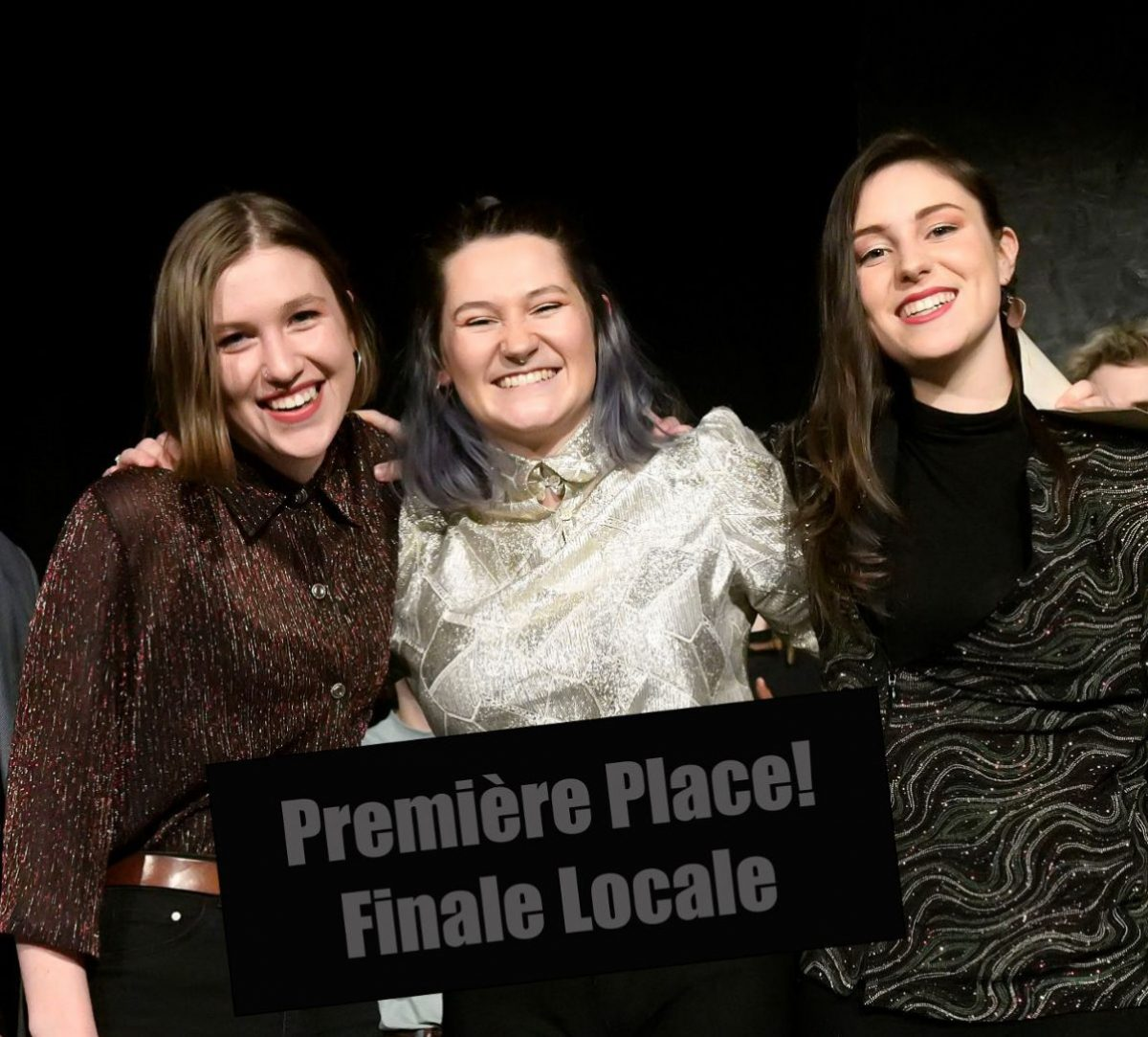 Gagnants de la finale locale de Cégep en Spectacle 2018-2019 - Sherbrooke