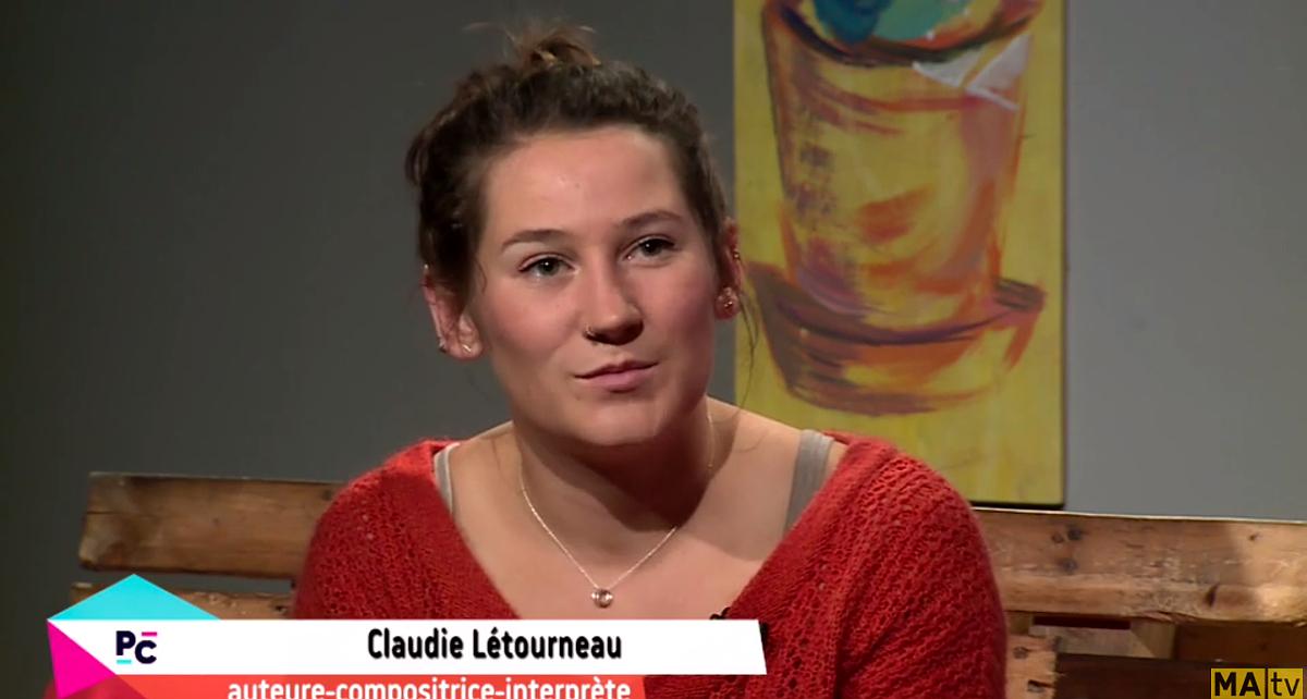 Claudie Létourneau sur la chaîne MA tv
